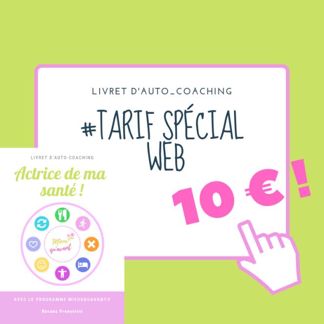 tarif web 10 € !