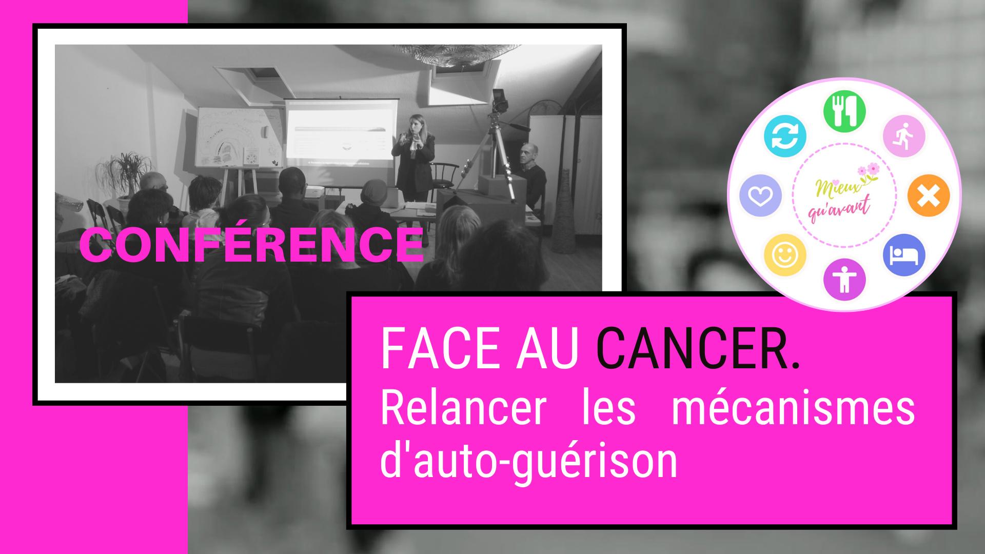 Conférence Guérir du cancer (2)